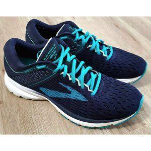 Brooks Womens Ravenna 9 Blue Sneakers Size 9.5